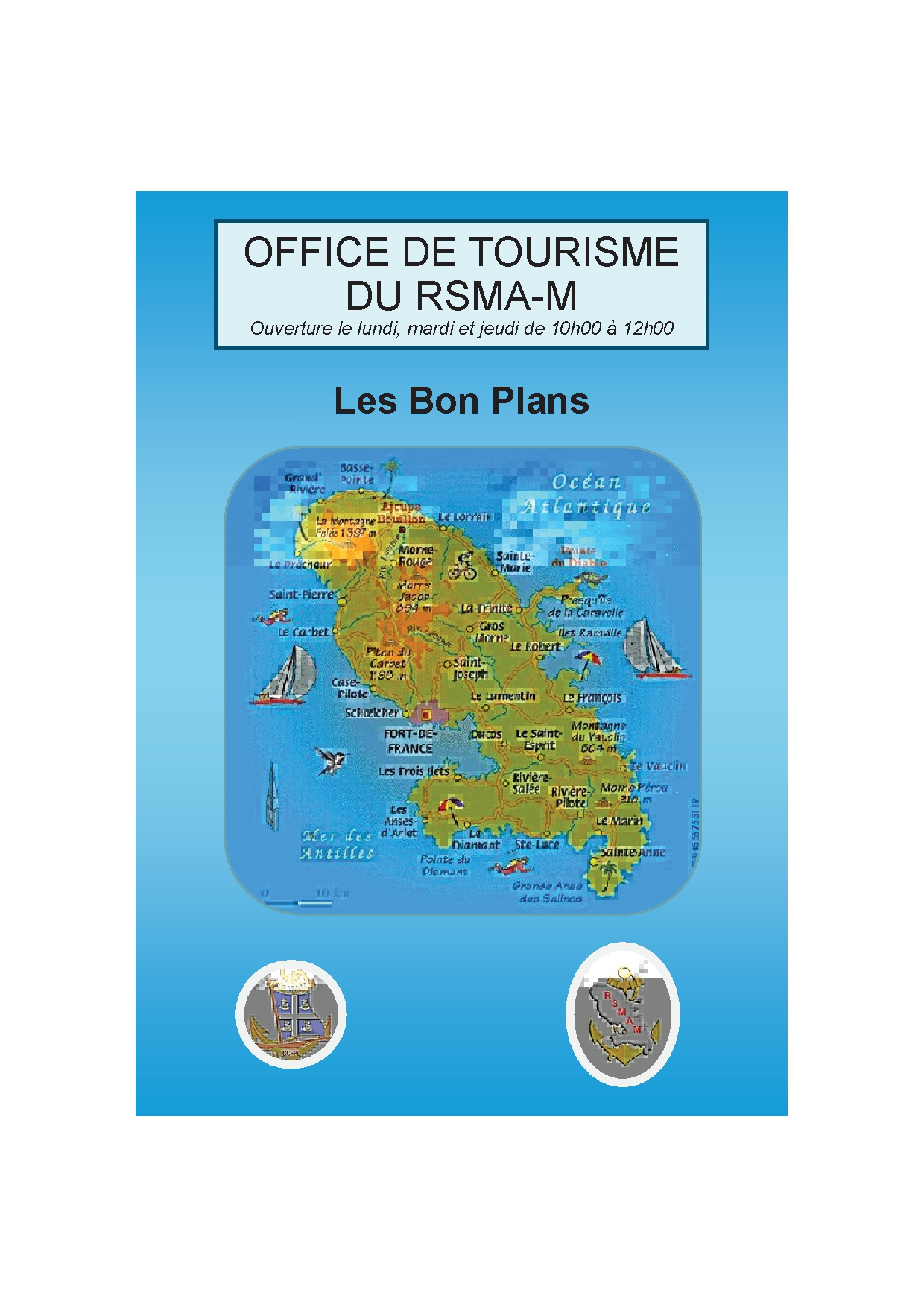Livret Bon Plans Martinique