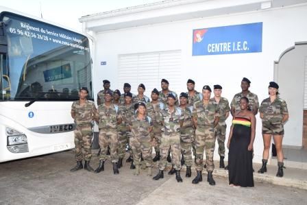 Formation Transport en Commun (CTR-TC) martinique